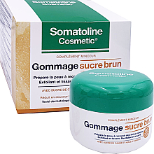 Profumi e cosmetici Scrub snellente - Somatoline Cosmetic Gommage sucre brun