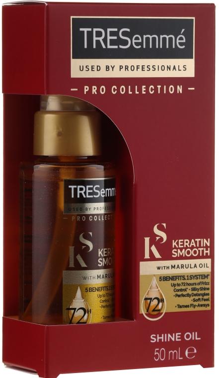 Olio capelli lisciante alla cheratina - Tresemme Keratin Smooth Shine Hair Oil