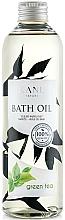 """Profumi e cosmetici Olio da bagno """"Tè verde"""" - Kanu Nature Bath Oil Green Tea"""
