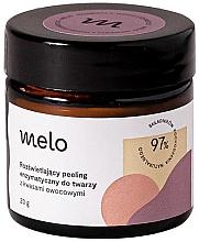 Profumi e cosmetici Peeling enzimatico con acidi della frutta - Melo