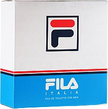 Profumi e cosmetici Fila For Men - Eau de toilette