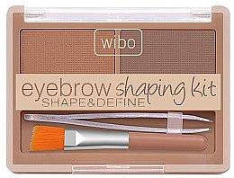 Profumi e cosmetici Set per sopracciglia - Wibo Eyebrow Shaping Kit