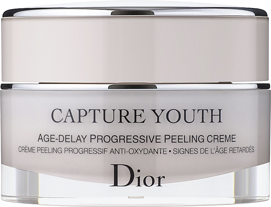 Crema-peeling anti-età - Dior Capture Youth Age-Delay Progressive Peeling Creme — foto N2