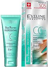 Profumi e cosmetici CC crema lenitiva - Eveline Cosmetics Therapy