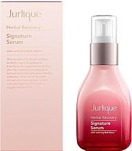 Profumi e cosmetici Siero viso ringiovanente - Jurlique Herbal Recovery Signature Serum