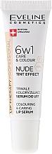 Profumi e cosmetici Siero labbra 6 in 1 - Eveline Cosmetics Lip Therapy Proffesional Tint