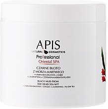 Profumi e cosmetici Fango del Mar Morto - APIS Professional Oriental Spa Dead Sea Black Mud