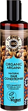 Profumi e cosmetici Balsamo capelli rigenerante - Planeta Organica Organic Argana Natural Hair Conditioner