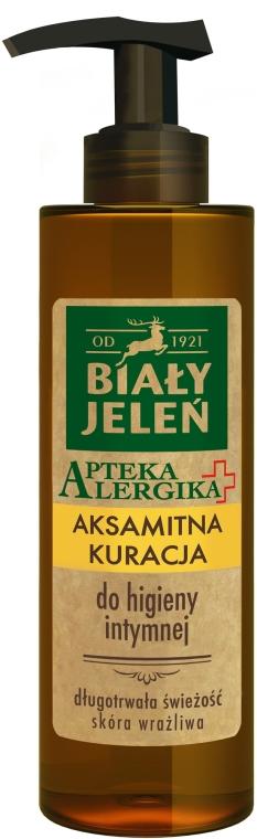 Gel per l'igiene intima delicato - Bialy Jelen Apteka Alergika