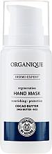 Profumi e cosmetici Maschera mani rigenerante - Organique Dermo Expert Hand Mask