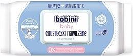 Profumi e cosmetici Salviette per neonati, con vitamina E - Bobini