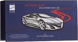 Profumi e cosmetici Jean-Pierre Sand Hurricane Silver - Eau de Parfum