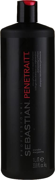 Shampoo rinforzante e rigenerante - Sebastian Professional Penetraitt Shampoo — foto N3