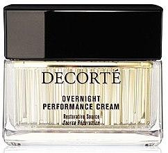 Profumi e cosmetici Crema viso, da notte - Cosme Decorte Vi-Fusion Overnight Performance Cream