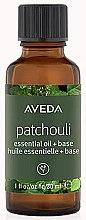 Profumi e cosmetici Olio aromatico - Aveda Essential Oil + Base Patchouli