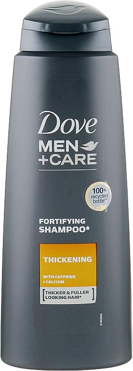 """Shampoo per uomo """"contro la perdita"""" - Dove Men+Care Thickening Shampoo"""