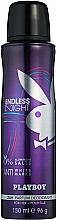 Profumi e cosmetici Playboy Endless Night For Her - Deodorante spray per il corpo