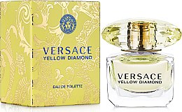 Profumi e cosmetici Versace Yellow Diamond - Eau de toilette (mini)