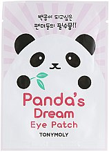 Profumi e cosmetici Maschera contorno occhi - Tony Moly Pandas Dream Eye Patch
