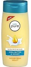 Profumi e cosmetici Crema doccia - Cussons Pure Shower Cream Nourishing Shea Butter & Honey
