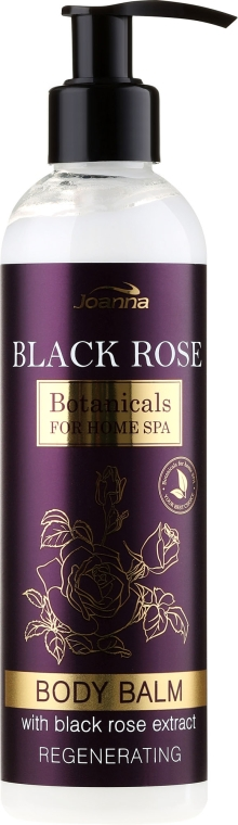 Balsamo rigenerante corpo - Joanna Botanicals Regenerating Body Balm With Black Rose Extract