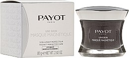 Profumi e cosmetici Maschera magnetica viso - Payot Uni Skin Masque Magnetique