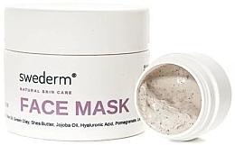 Profumi e cosmetici Maschera viso 4in1 - Swederm Face Mask