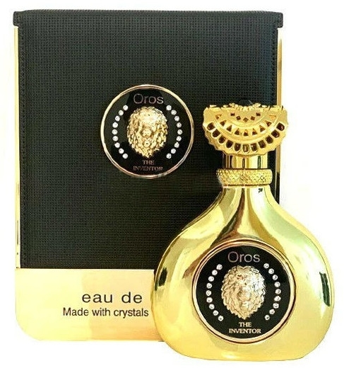 Armaf Oros the Inventor Black - Eau de parfum — foto N1