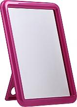 Profumi e cosmetici Specchio quadrato unilaterale Mirra-Flex, 14x19 cm, 9254, rosa - Donegal One Side Mirror