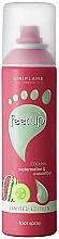 Profumi e cosmetici Deodorante spray rinfrescante per piedi con anguria e cetriolo - Oriflame Feet Up Spray