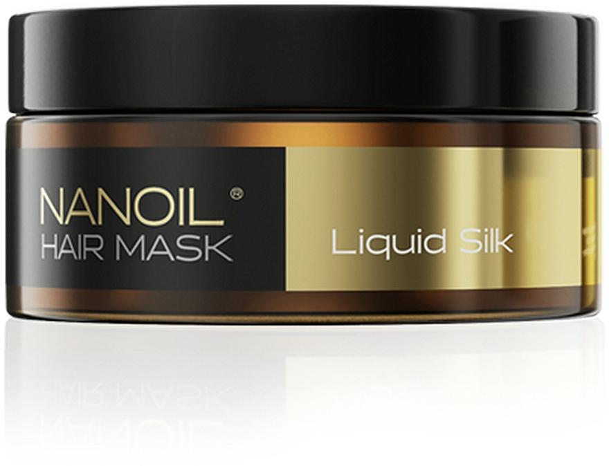 Maschera per capelli con proteine della seta - Nanoil Liquid Silk Hair Mask