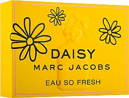 Profumi e cosmetici Marc Jacobs Daisy Eau So Fresh - Set (edt 75ml + b/lol 75ml + sh/g 75ml)