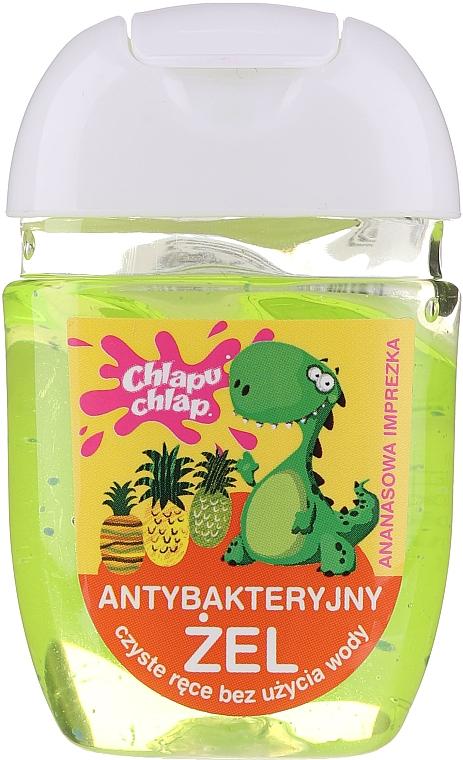 Gel antibatterico per mani - Chlapu Chlap Antibacterial Hand Gel Pineapple Party