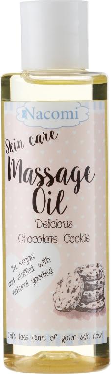 "Olio idratante corpo ""Cacao"" - Nacomi Natural Body Oil Kakaowca"