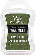 Profumi e cosmetici Cera profumata - WoodWick Wax Melt Frasier Fir