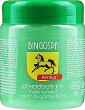 Balsamo corpo con estratto di arnica - BingoSpa Horse Ointment With Arnica — foto N1