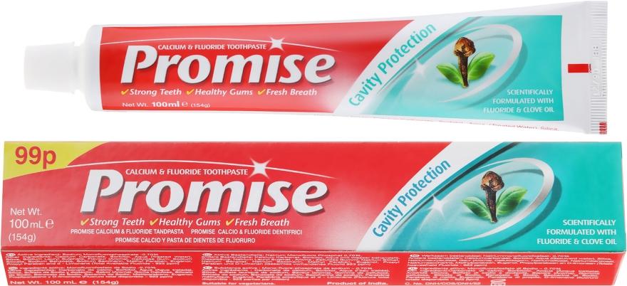"""Dentifricio """"Protezione contro la carie"""" - Dabur — foto N1"""