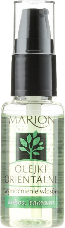 """Olio per capelli """"Fortificante"""" - Marion Strengthening Oriental Oil"""