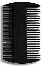 Profumi e cosmetici Pettine per capelli 8,8 cm nero - Donegal Hair Comb