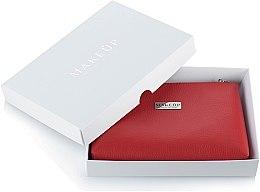 "Profumi e cosmetici Beauty case rosso ""Lucky"" - MakeUp"