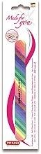 Profumi e cosmetici Lima unghie - Titania Rainbow Nail File