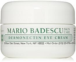 Profumi e cosmetici Crema contorno occhi alla dermonectina - Mario Badescu Dermonectin Eye Cream