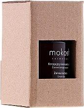 """Profumi e cosmetici Crema contorno occhi """"Tè verde"""" - Mokosh Cosmetics Green Tea Eye Cream"""