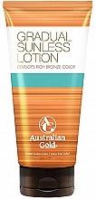 Profumi e cosmetici Lozione abbronzante - Australian Gold Gradual Sunless Lotion