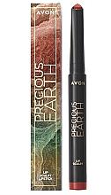 Profumi e cosmetici Matita labbra opaca - Avon Precious Earth Lip Sculpt