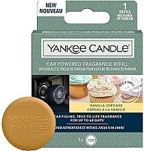 Profumi e cosmetici Deodorante per auto (unità sostituibile) - Yankee Candle Car Powered Fragrance Refill Vanill