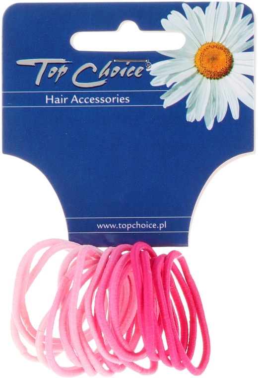 Elastici per capelli 20 pezzi, 22388 - Top Choice