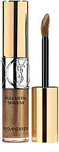 Profumi e cosmetici Ombretto liquido - Yves Saint Laurent Full Metal Shadow