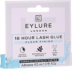 Profumi e cosmetici Adesivo per ciglia finte - Eylure 18 Hour Lash Glue Clear Finish