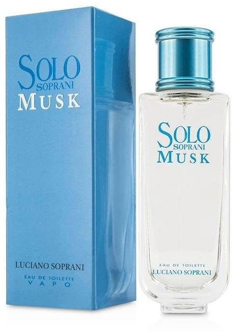 Luciano Soprani Solo Soprani Musk - Eau de toilette